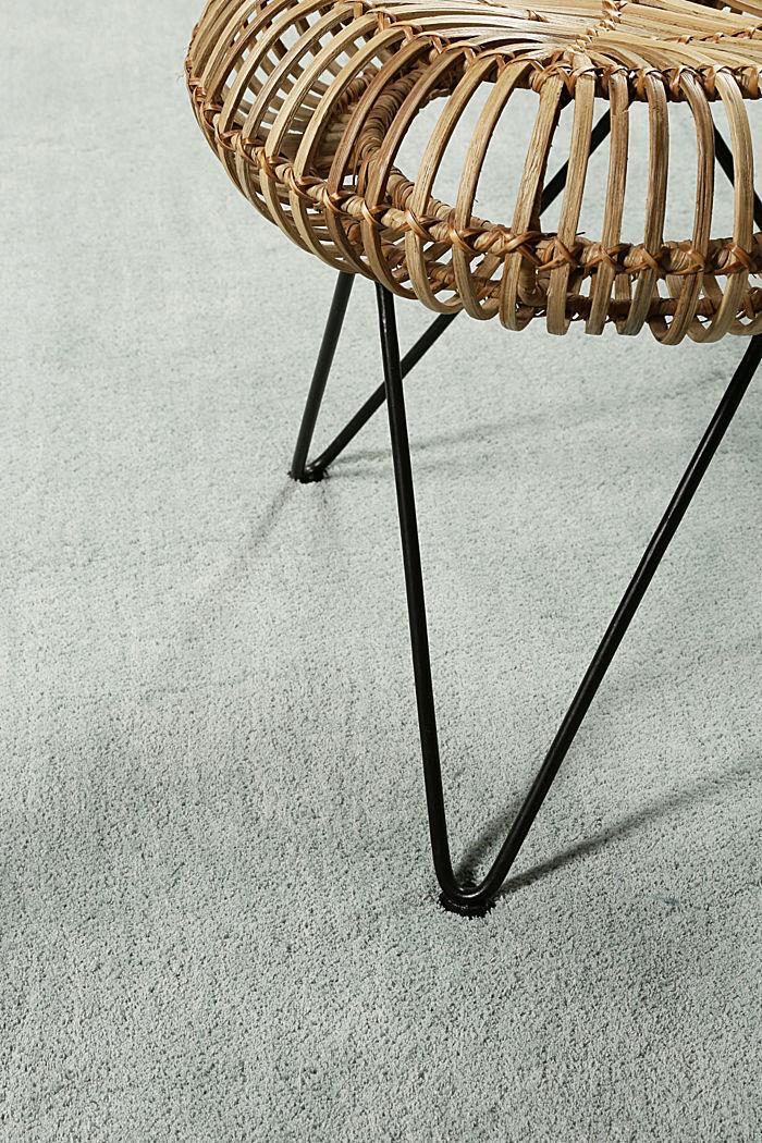 Hochflor-Teppich in vielen Trendfarben