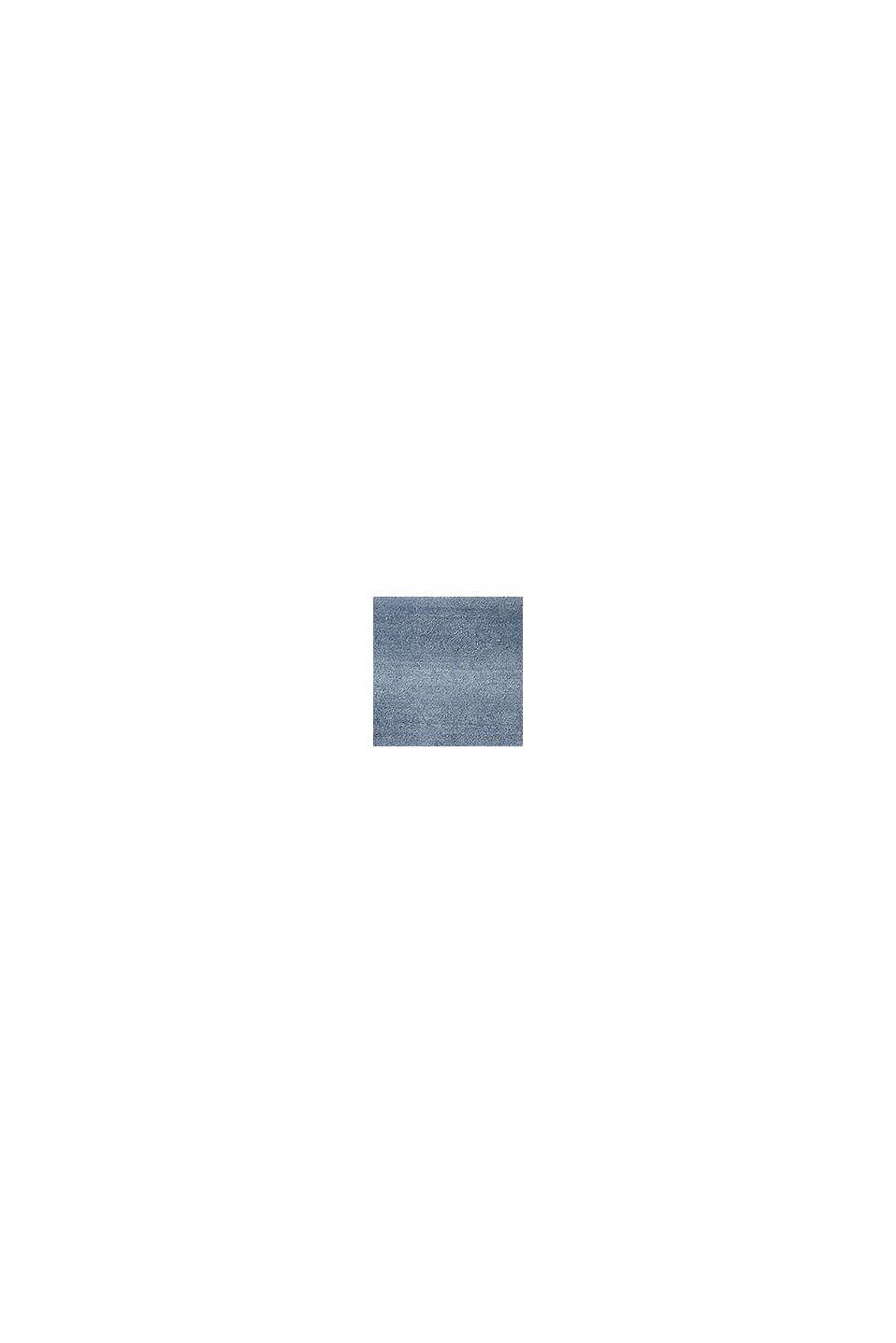 Hochflor-Teppich in vielen Trendfarben, GREY BLUE, swatch