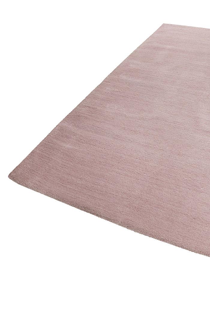 Hochflor-Teppich in vielen Trendfarben, PASTEL PINK, detail image number 4