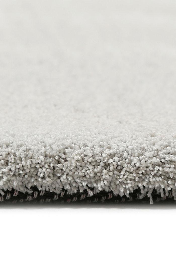 Hochflor-Teppich in vielen Trendfarben, LIGHT GREY, detail image number 1