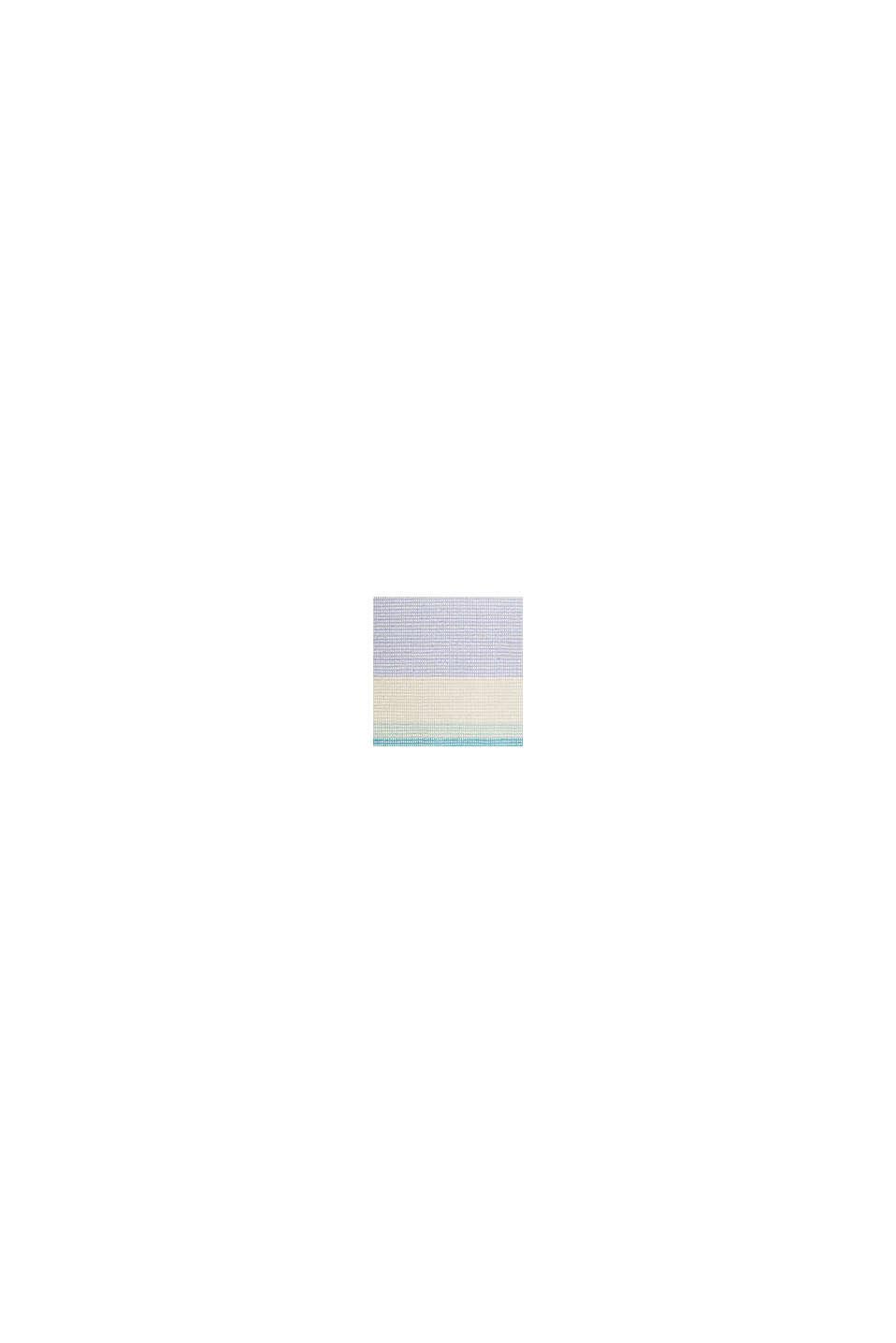 Handgewebter Kelim-Teppich aus Woll-Mix, BLUE, swatch
