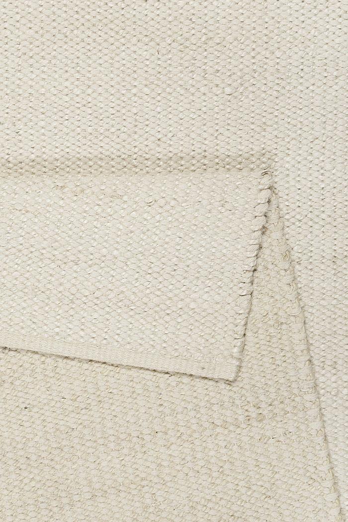 Carpets, CREAM BEIGE, detail image number 3