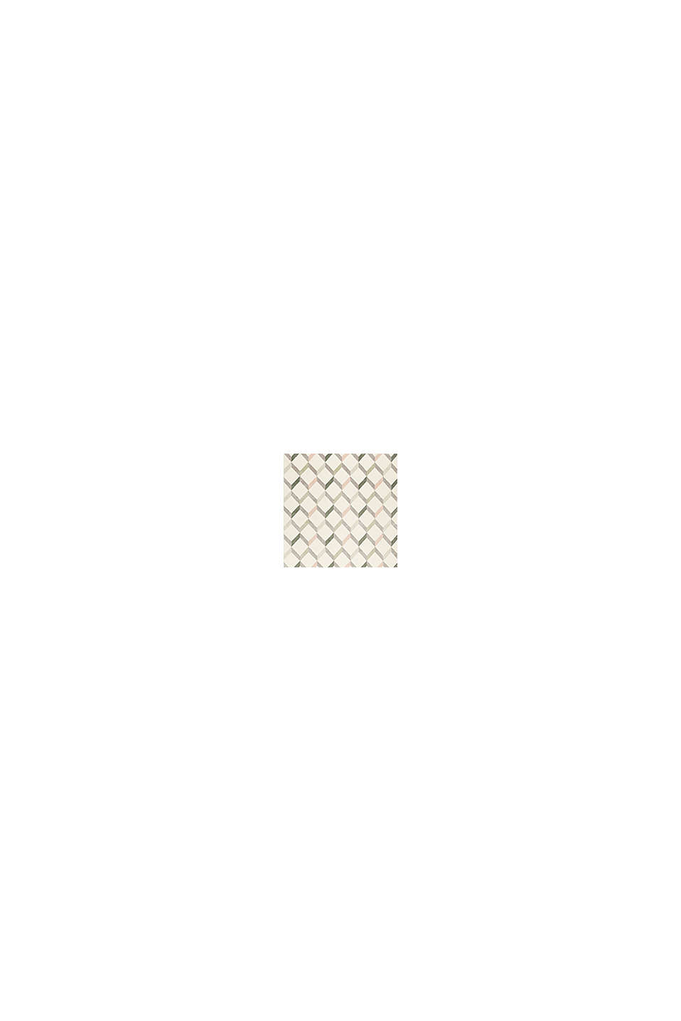 Web-Teppich mit dekorativem Rautenmuster, OLIVE, swatch