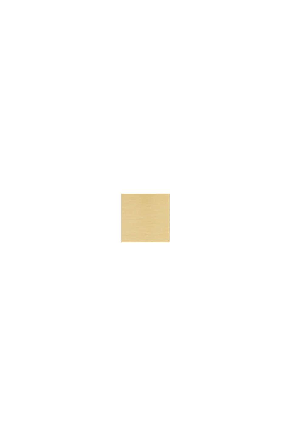 Statement-ring af rustfrit stål, GOLD, swatch