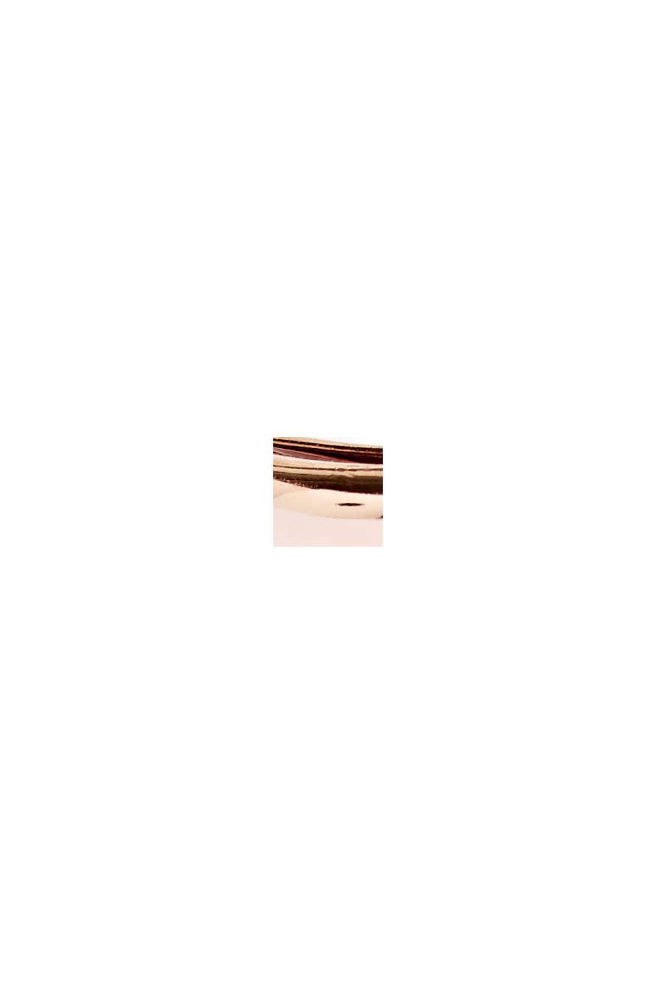 Trio-ring af sterlingsølv, ROSEGOLD, swatch