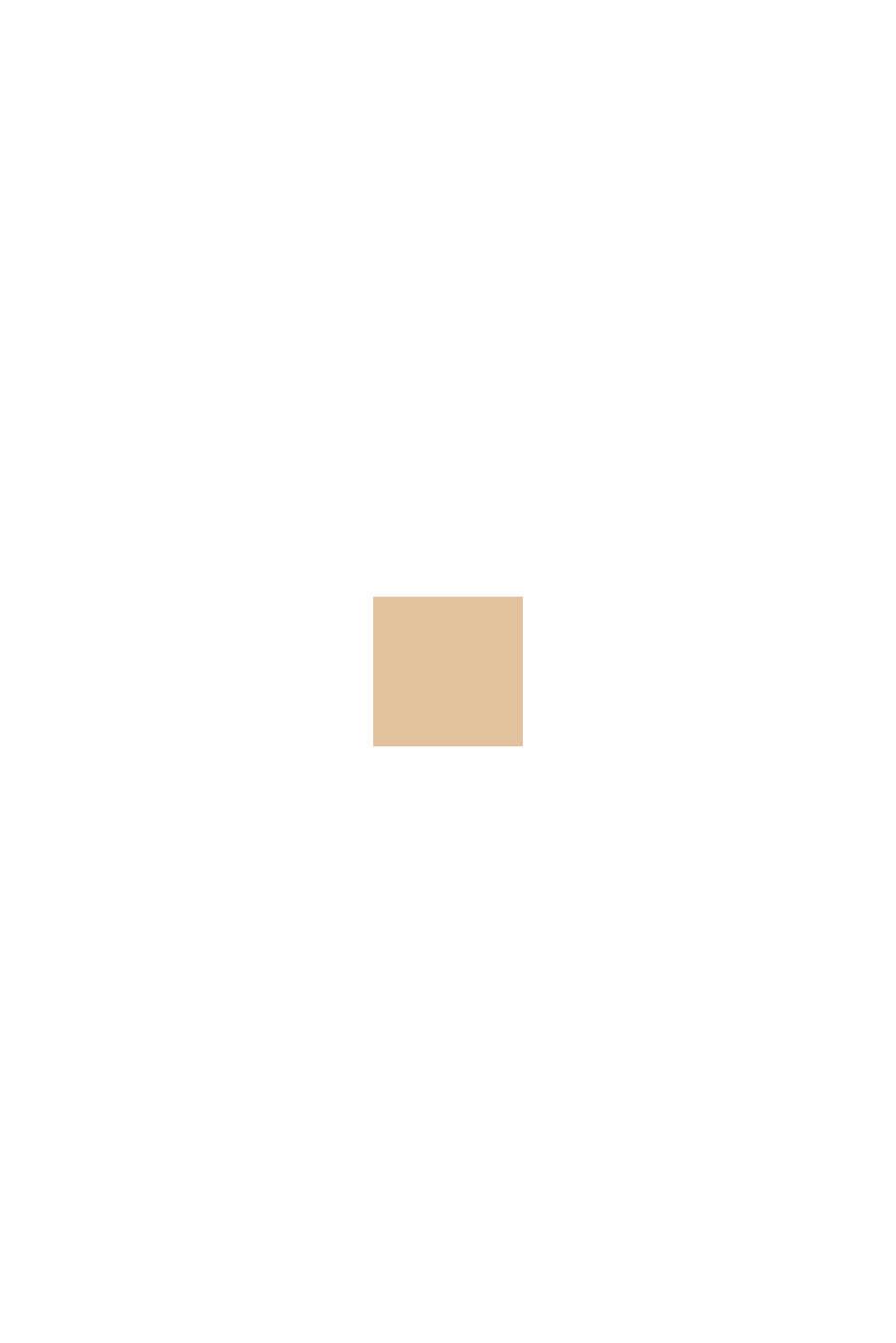 Rødgylden ring med en række med kubiske zirkonia, rustfrit stål, one colour, swatch