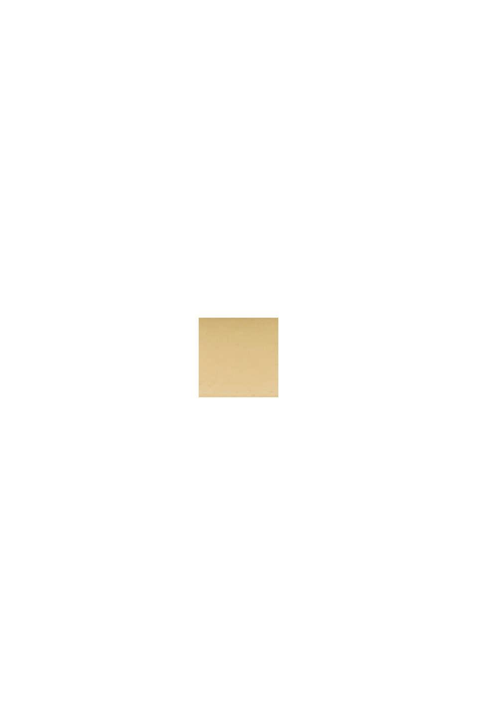 Vergoldeter Edelstahl-Ring mit Zirkonia, GOLD, swatch