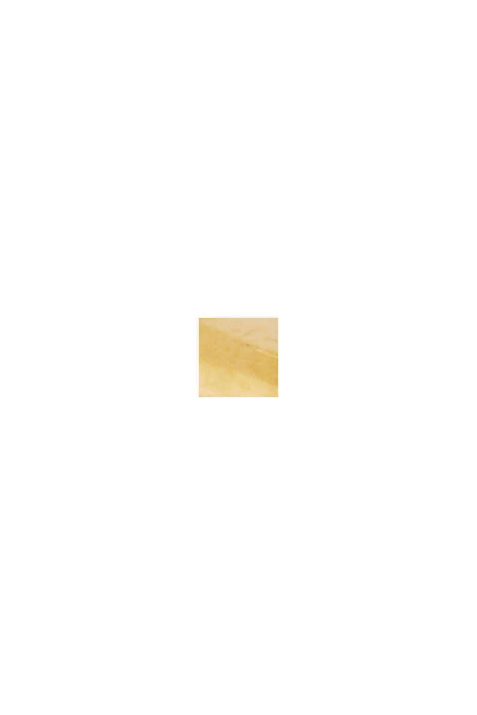 Bague sertie de zircone, argent sterling, GOLD, swatch
