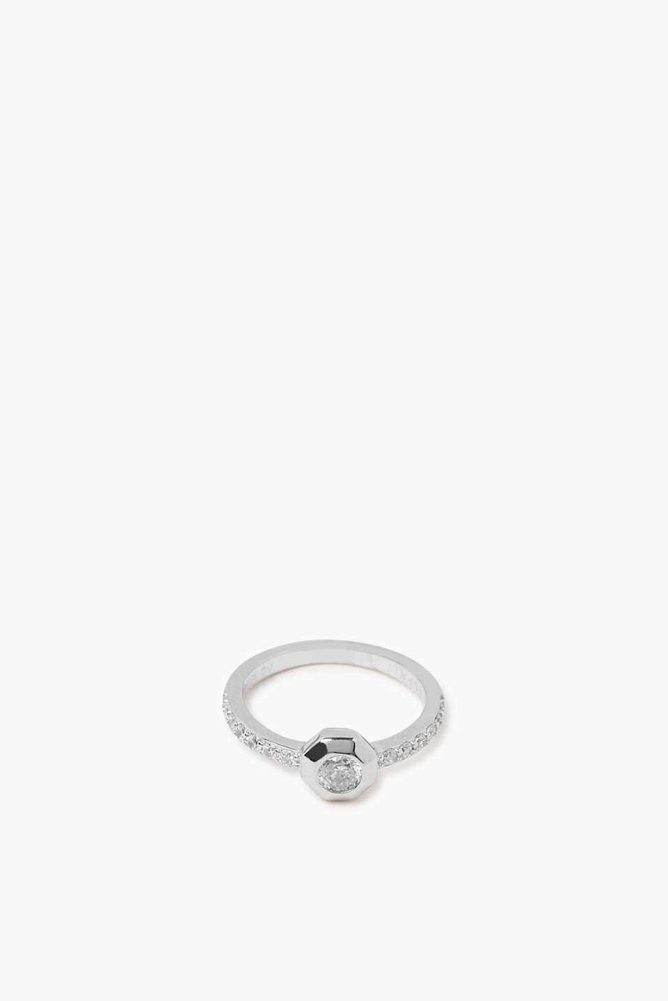 Esprit - fashion silver ring