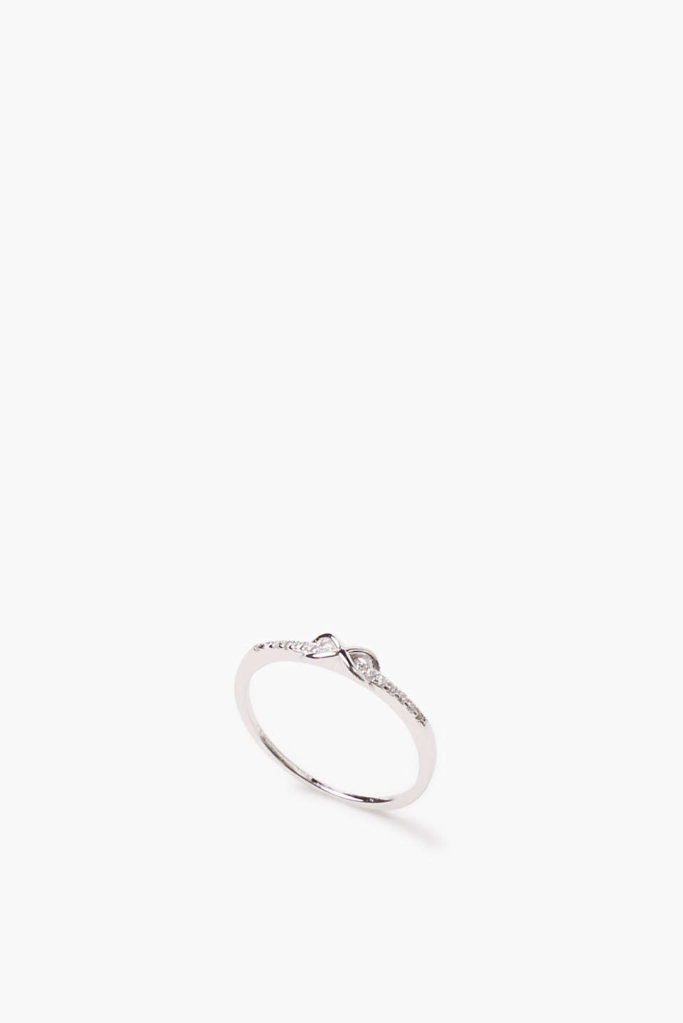 Esprit - Eternity Ring, Sterling Silber / Zirkonia