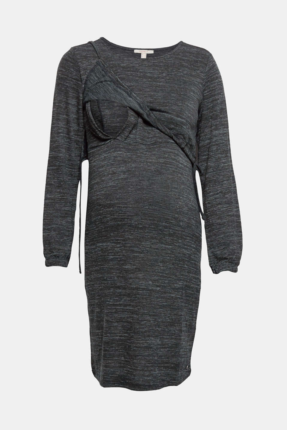 Dresses knitted, LCNAVY, detail image number 5