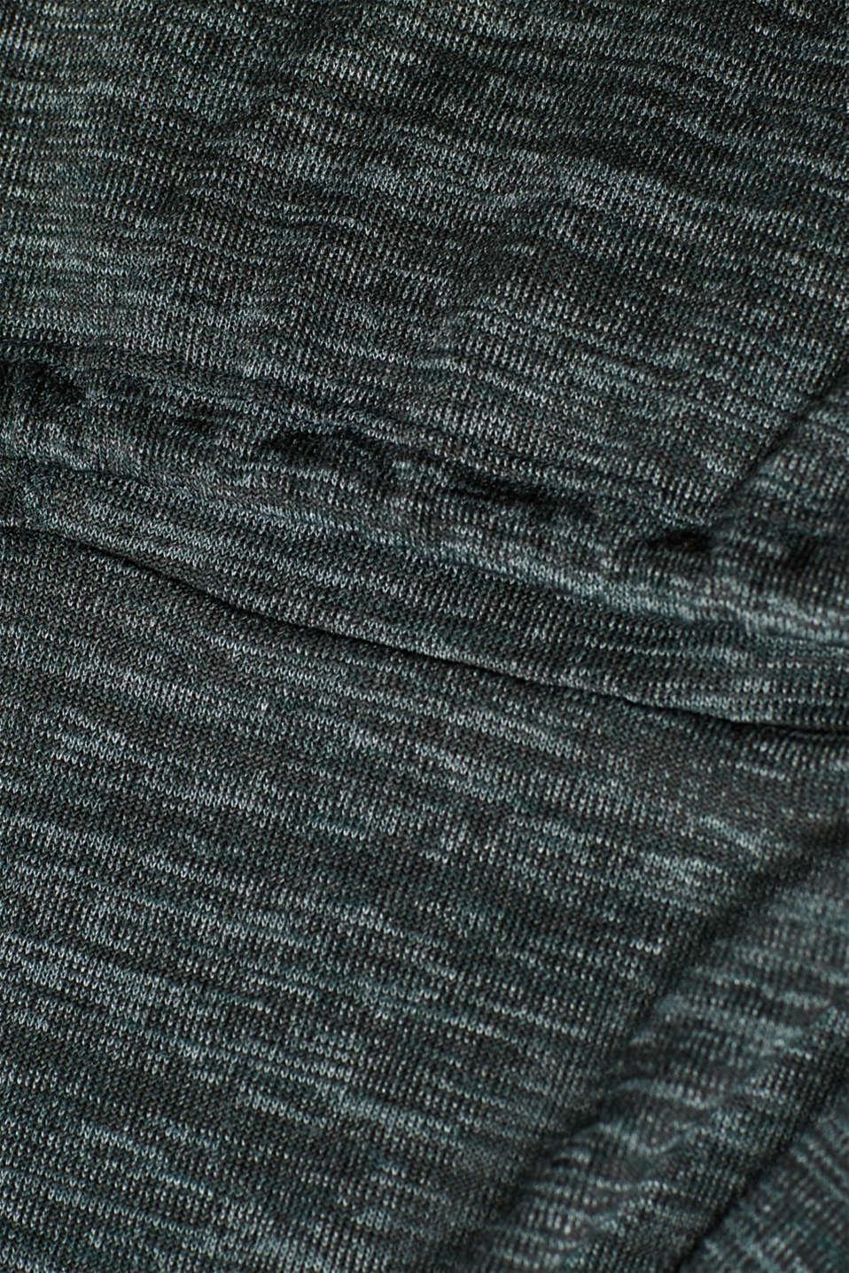 Dresses knitted, LCNAVY, detail image number 4