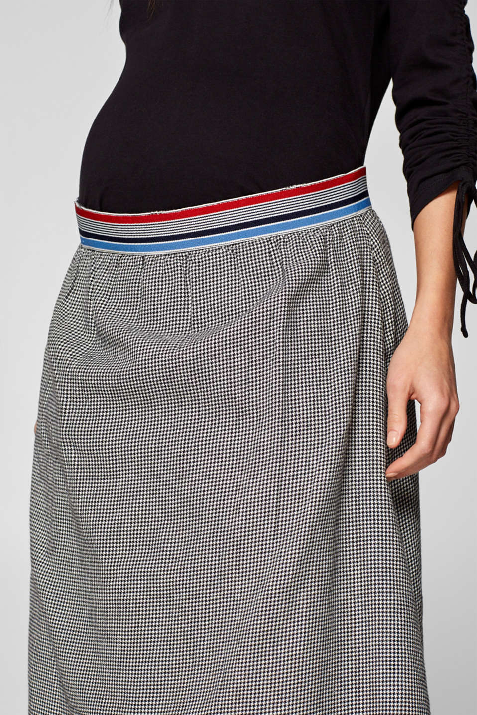 Skirts woven, LCBLACK, detail image number 1
