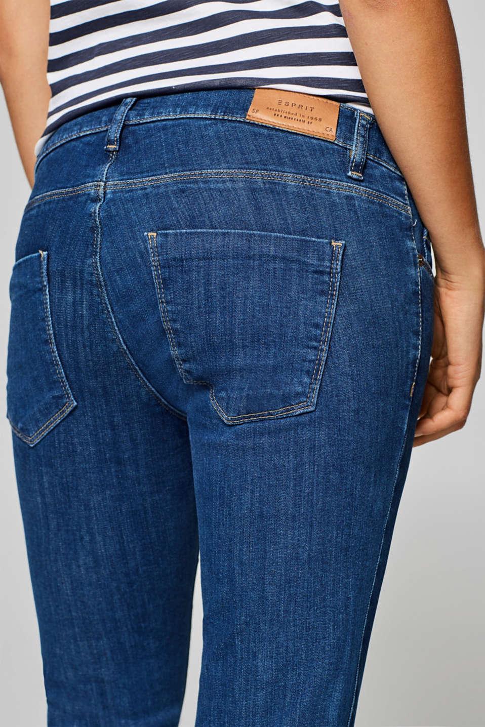 Pants denim, LCDARKWASH, detail image number 5