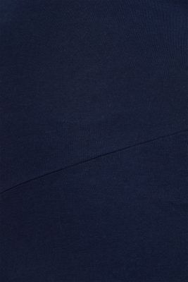 Jersey trousers with an over-bump waistband, LCNIGHT BLUE, detail