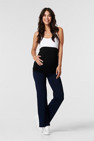 Stretch jersey maternity sash