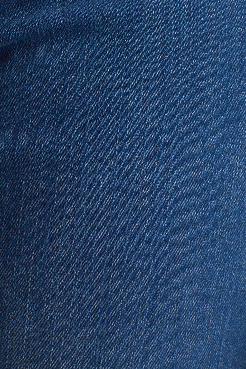 Tregging denim, LCMEDIUM WASH, detail image number 4