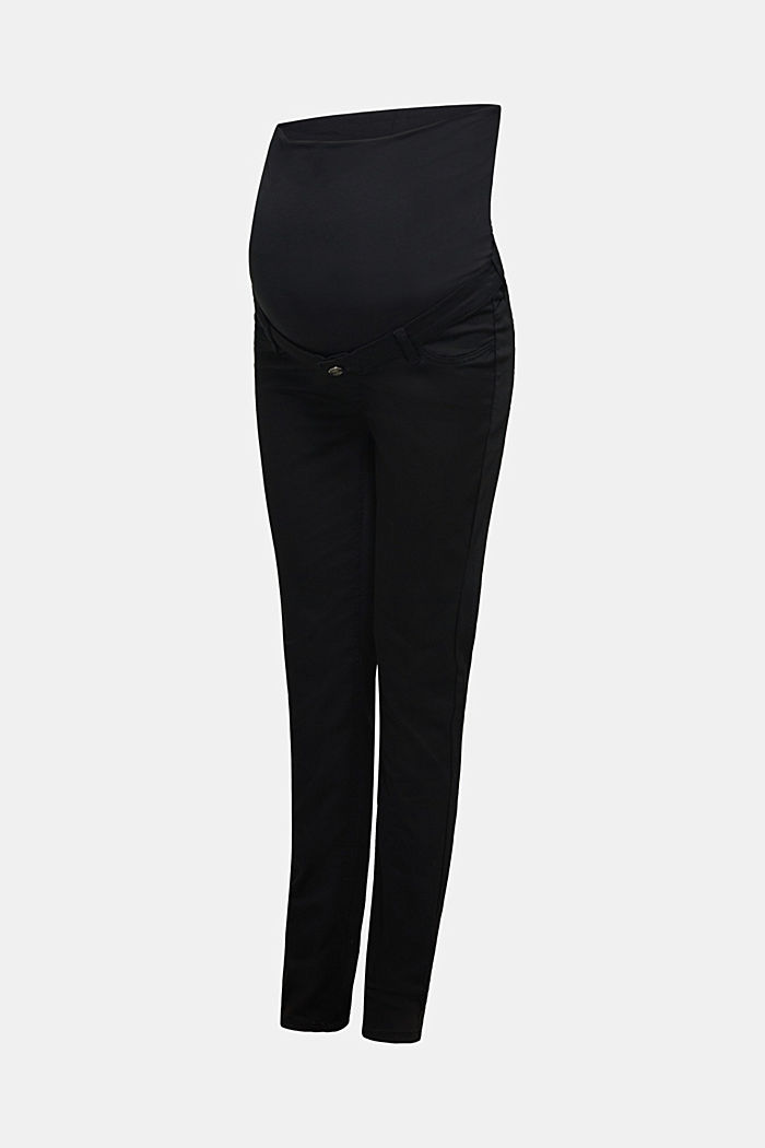 Pantalon stretch à ceinture de maintien