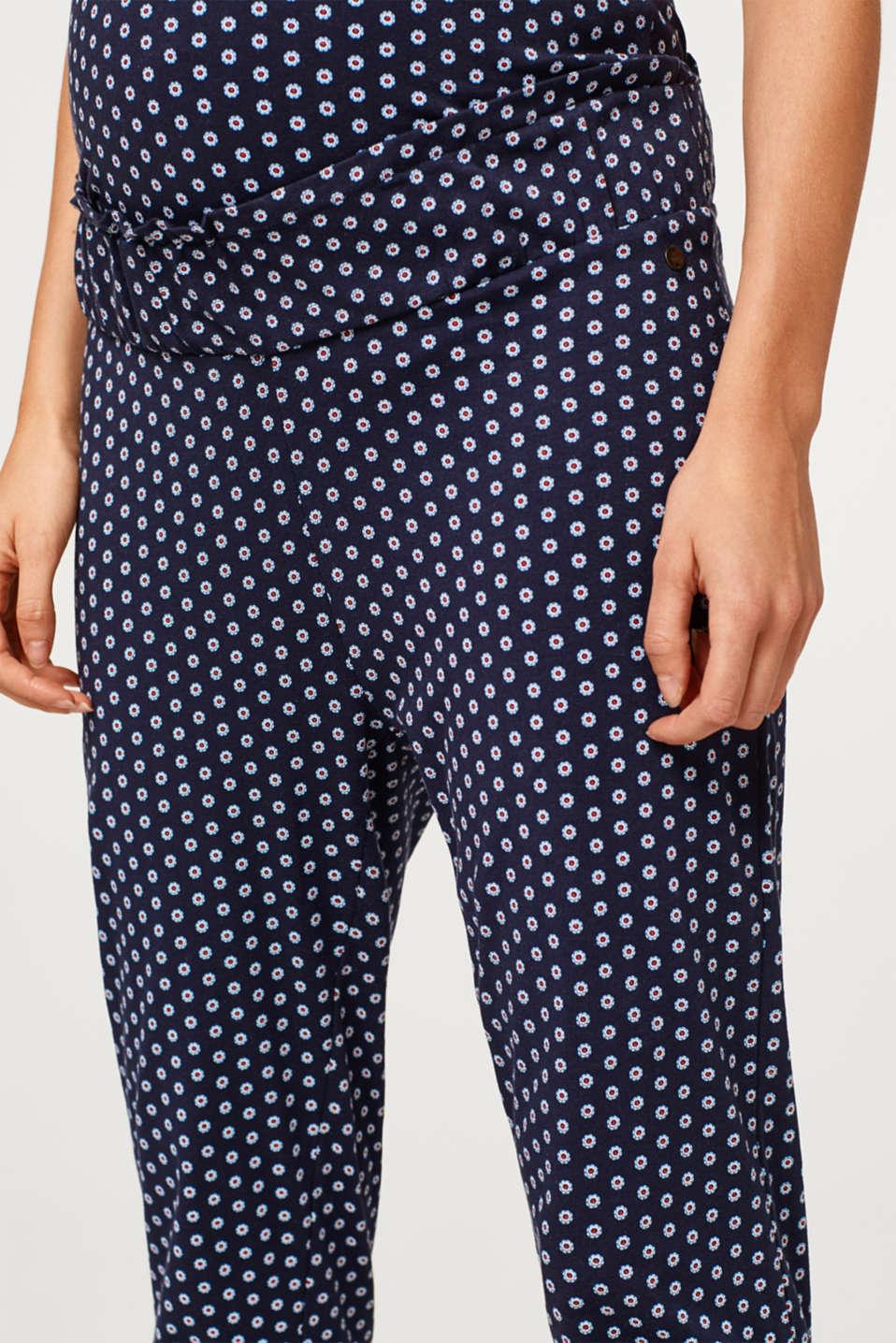Nightpants, LCNIGHT BLUE, detail image number 4