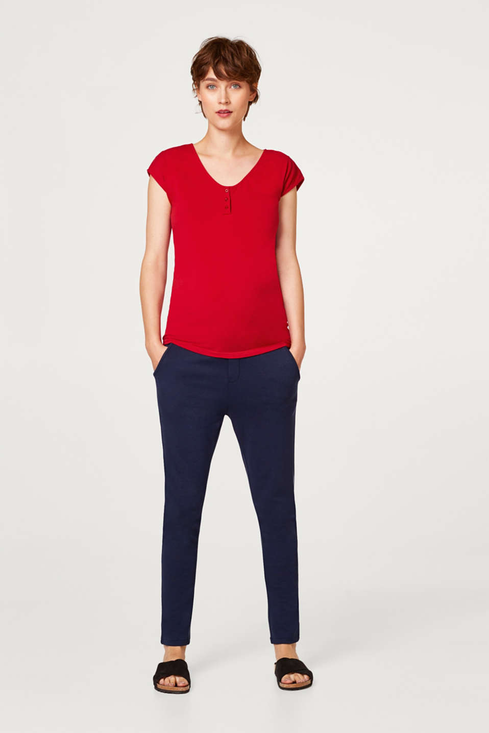 Esprit - Nursing top with organic cotton