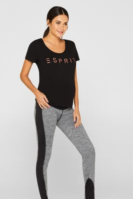 Jersey leggings, LCBLACK, detail