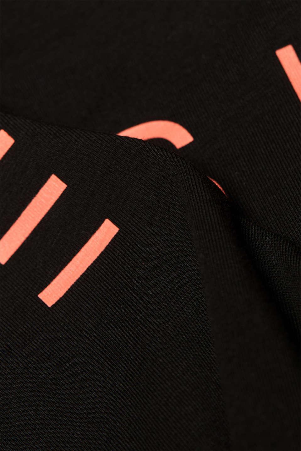 T-Shirts, LCBLACK, detail image number 4