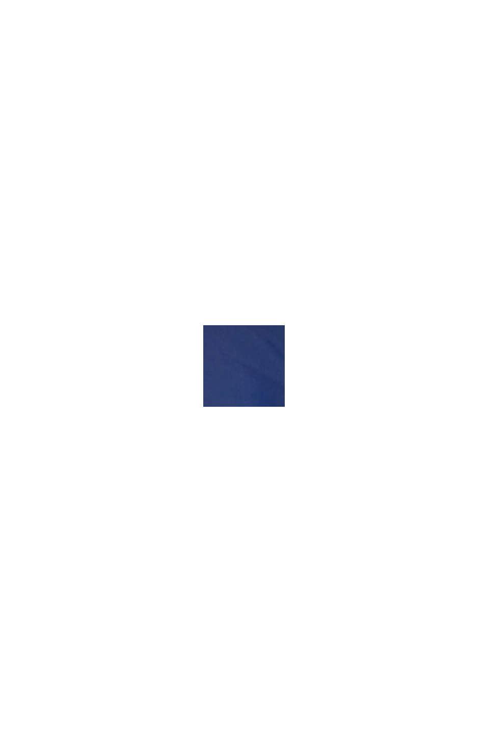 Alushousut, kuvioitu vyötärö, DARK BLUE, swatch