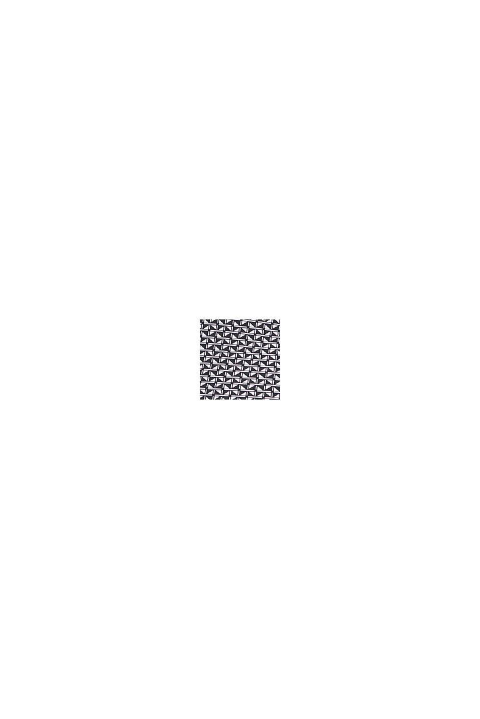 Pitkä toppi, jossa kontrastikaitaleet, BLACK, swatch