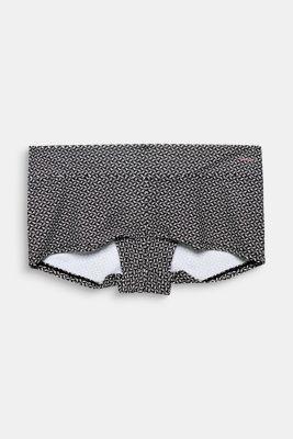 Shorts with a minimalist print, LCBLACK, detail