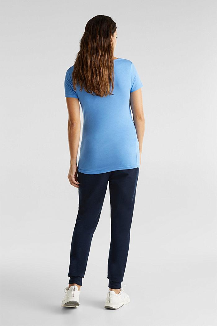 Sweat-Pants mit Unterbauchbund, NIGHT BLUE, detail image number 2