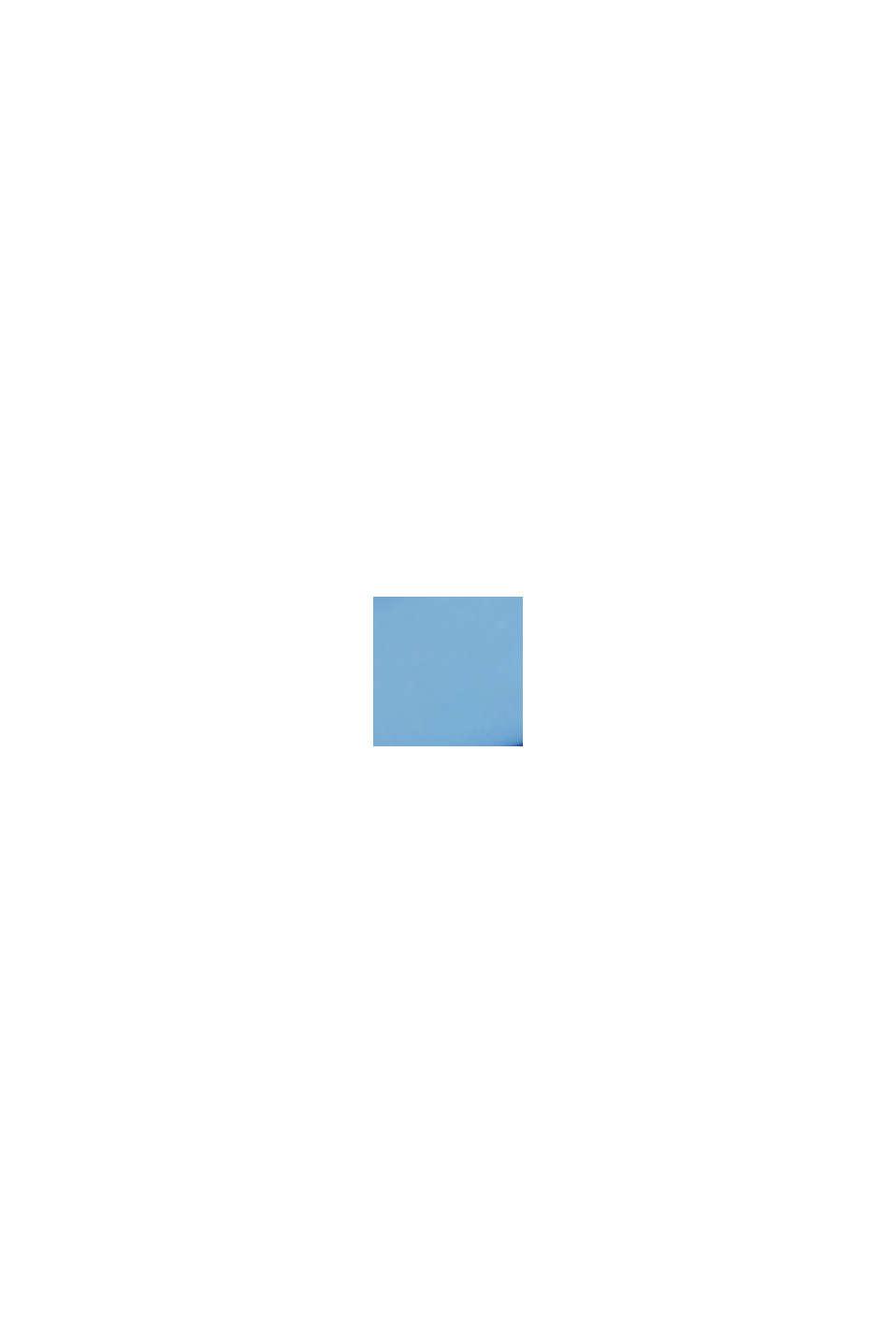 Raitakuvioitu midi-alaosa, BRIGHT BLUE, swatch