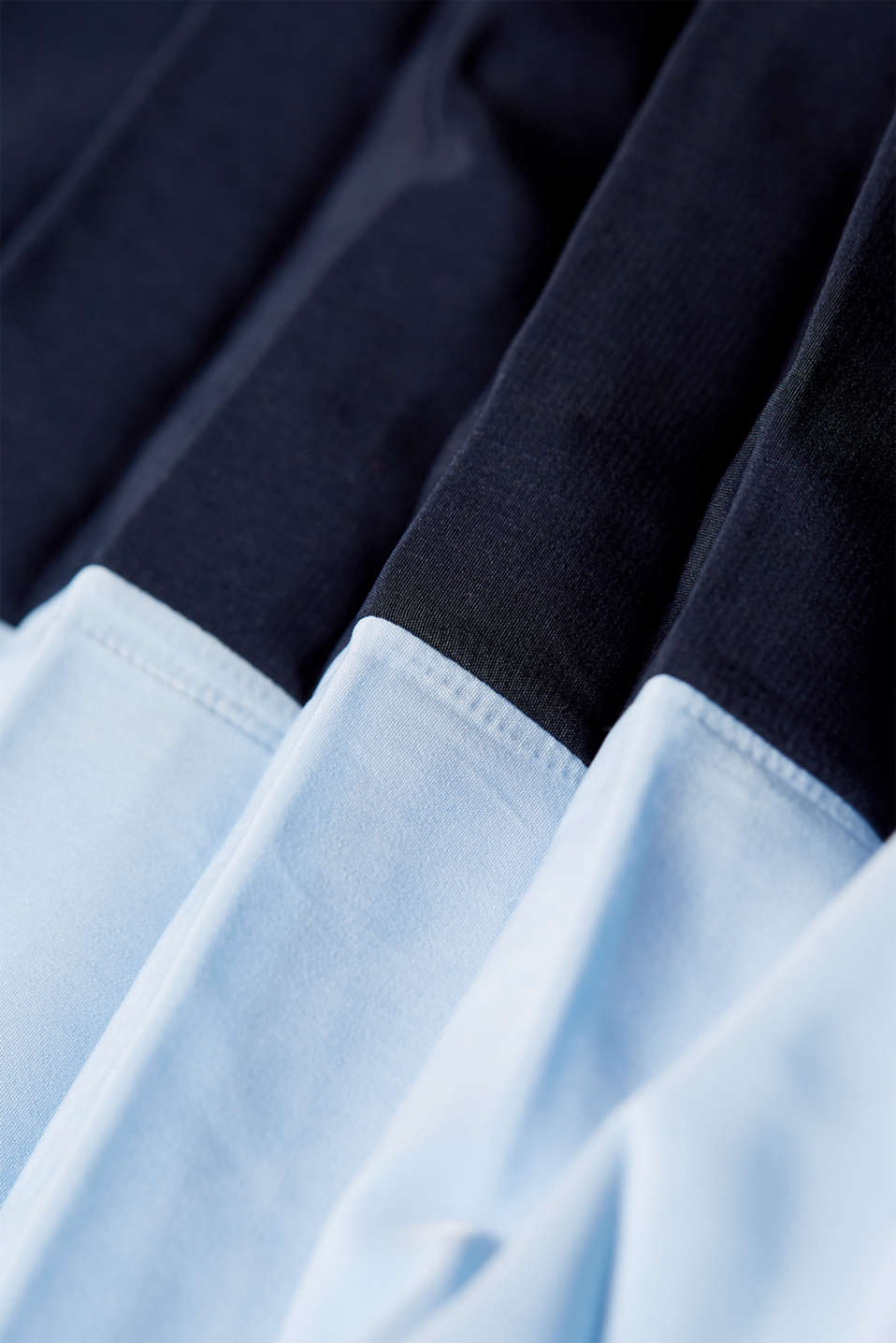 Skirts woven, LCNIGHT BLUE, detail image number 4