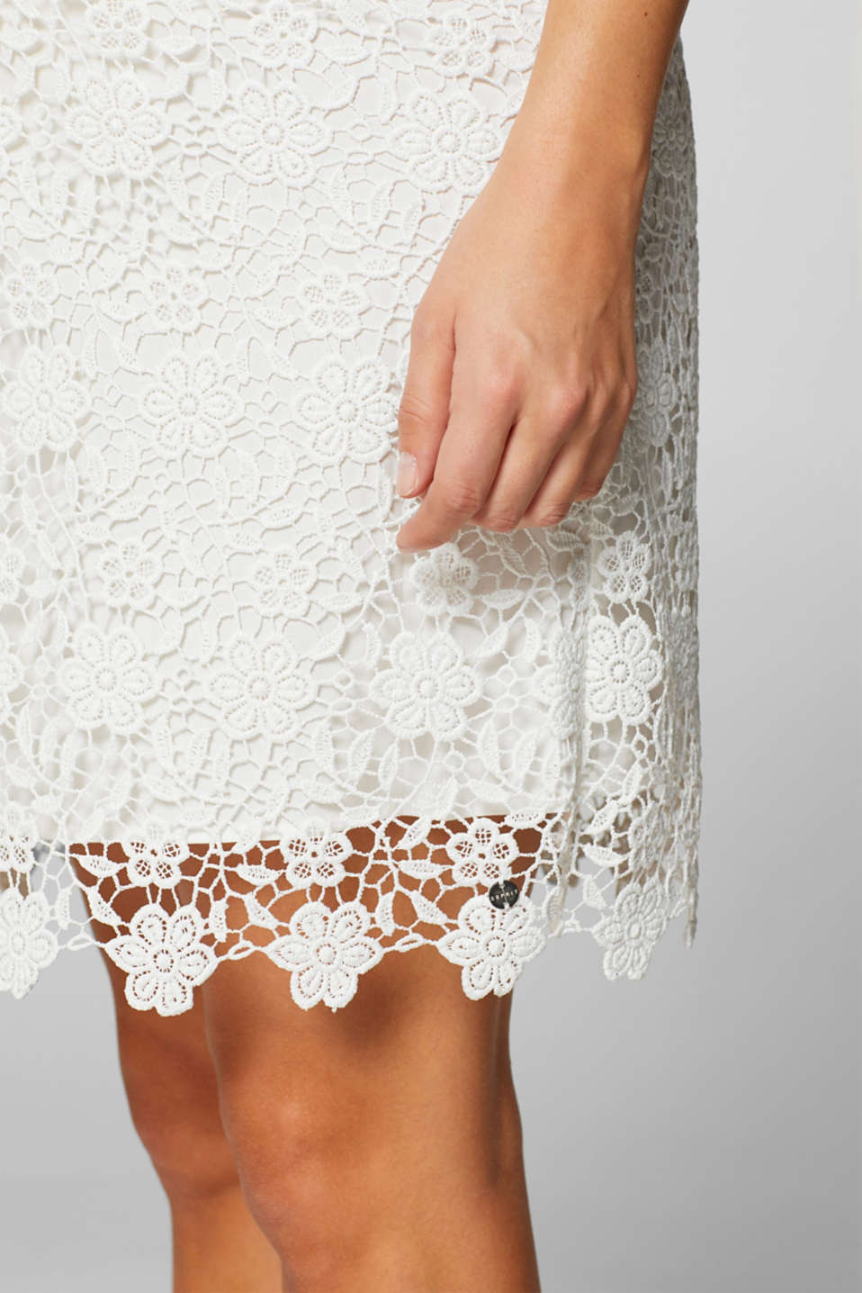 Dresses woven, LCOFF WHITE, detail image number 5