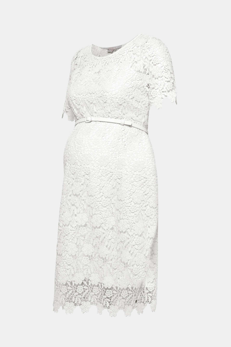 Dresses woven, LCOFF WHITE, detail image number 7