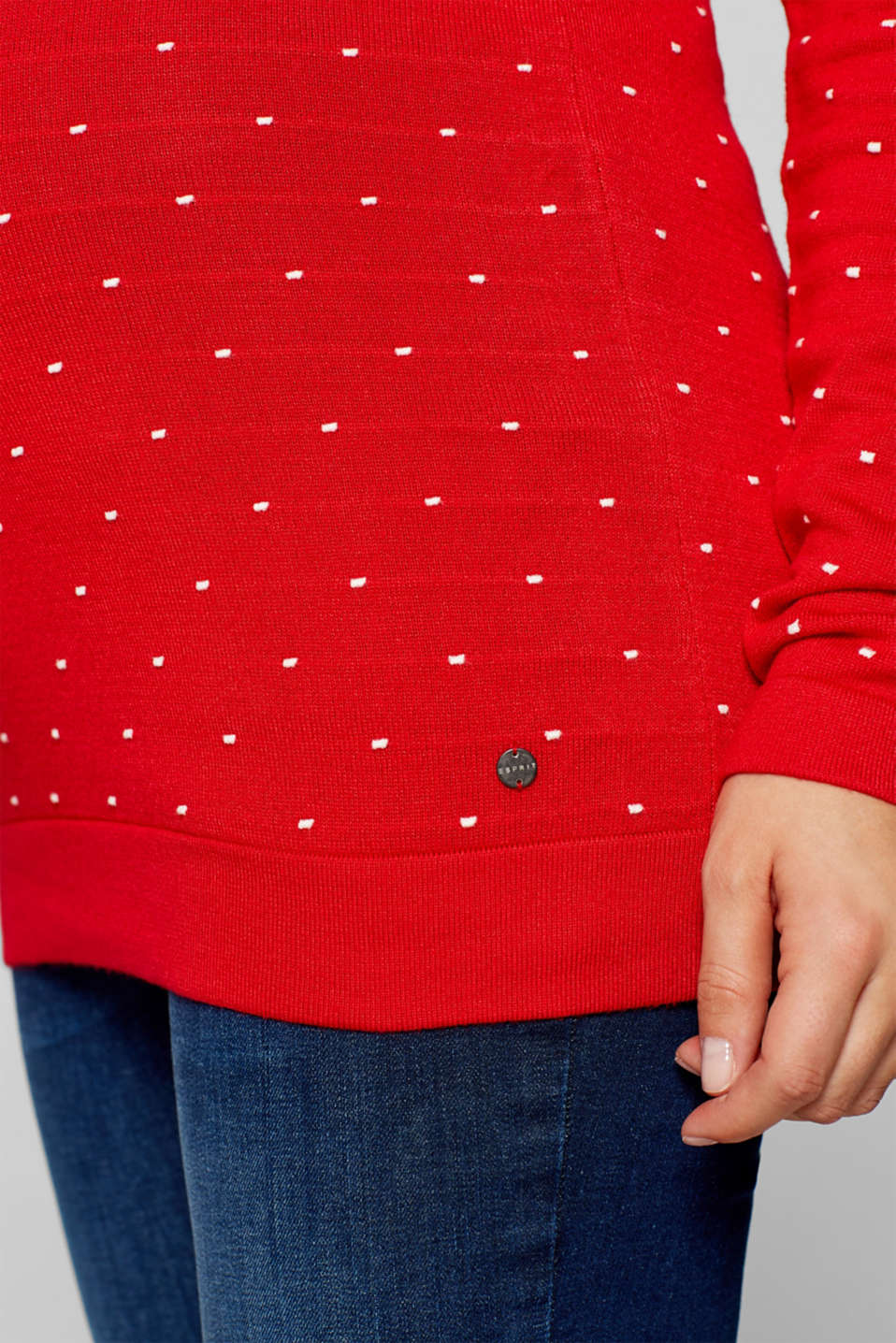 Sweaters, LCRED, detail image number 2