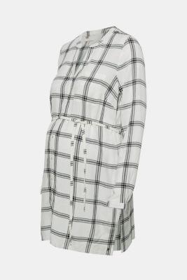 Long nursing blouse, LCOFF WHITE, detail