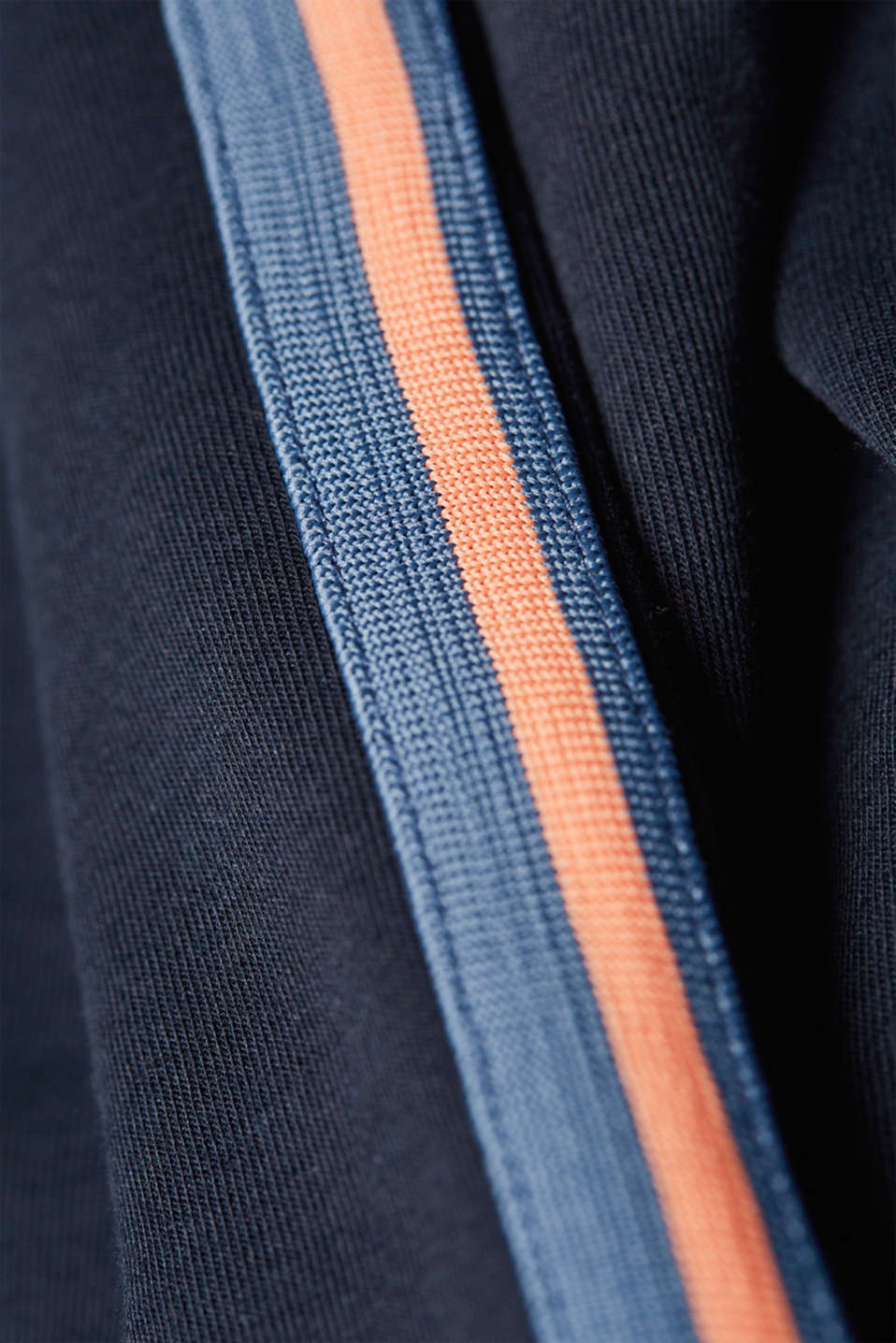 Tunics knitted, LCNIGHT BLUE, detail image number 4
