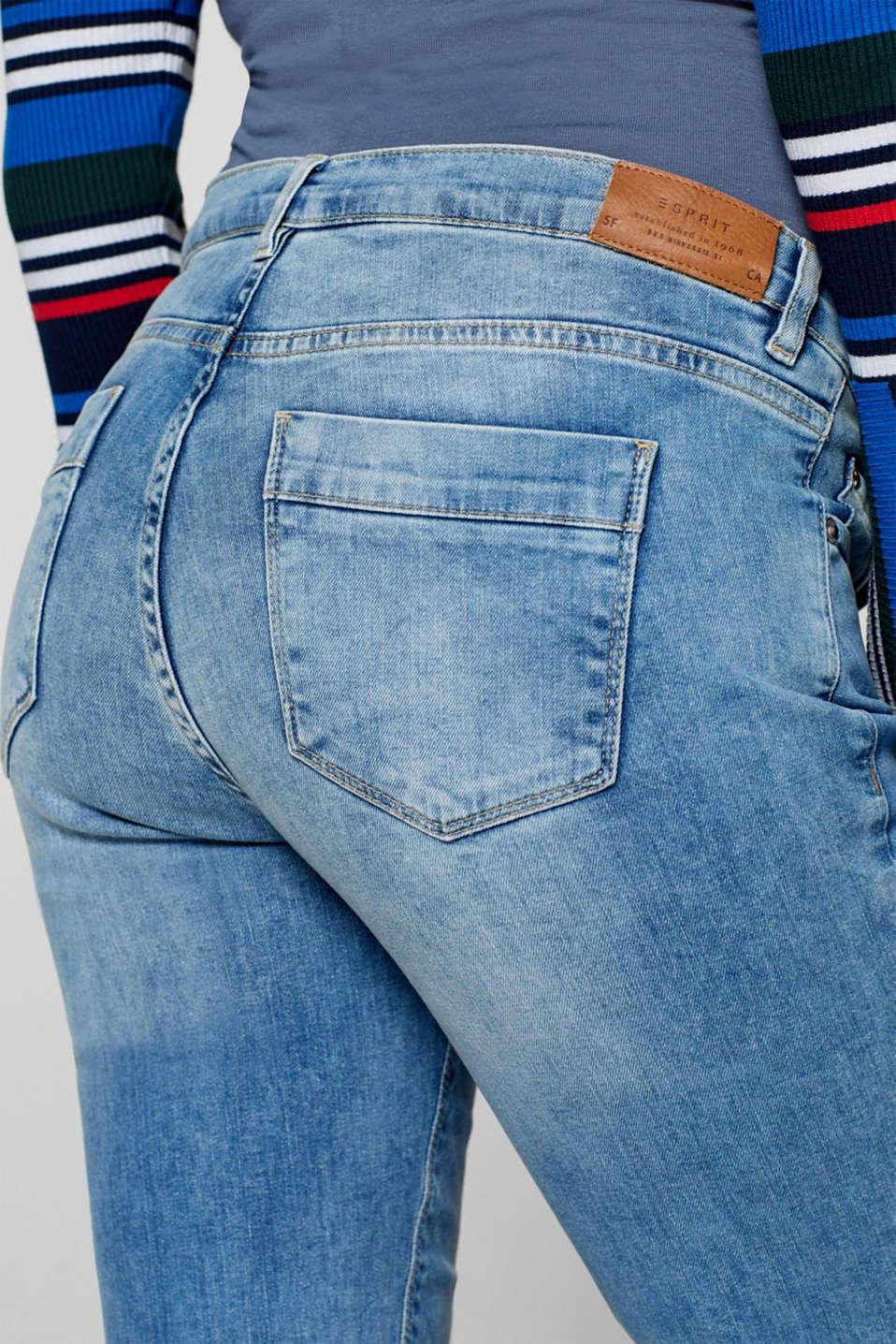 Pants denim, LCLIGHTWASH, detail image number 6