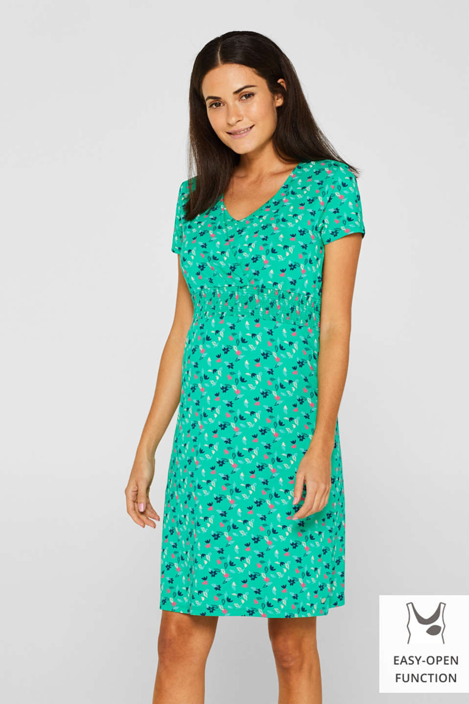 Esprit - Jersey nursing dress