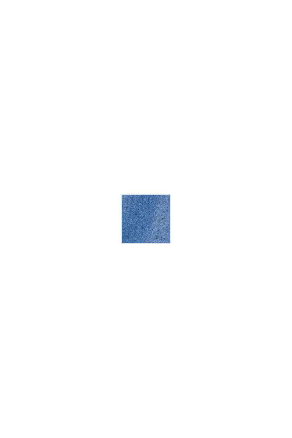 Abito di jeans con cintura, 100% lyocell, LIGHT BLUE, swatch