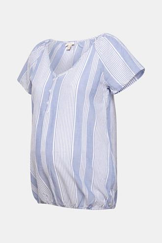 Nursing blouse, 100% cotton