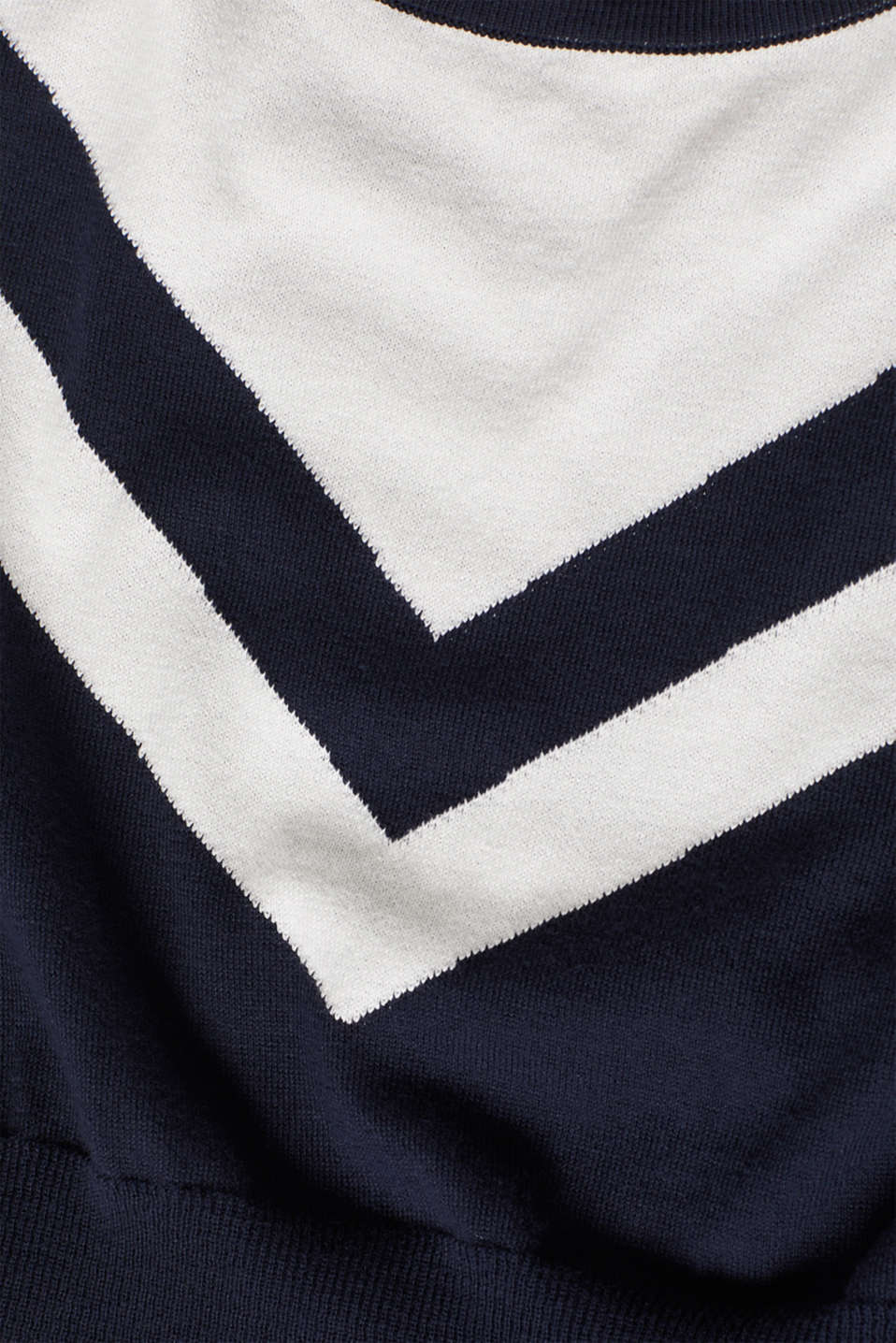 Sweaters, LCNIGHT BLUE, detail image number 4