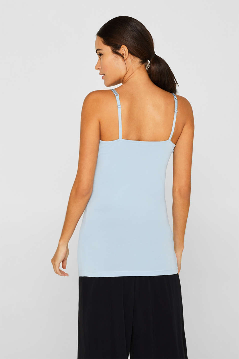 Tops, LCLIGHT BLUE, detail image number 1