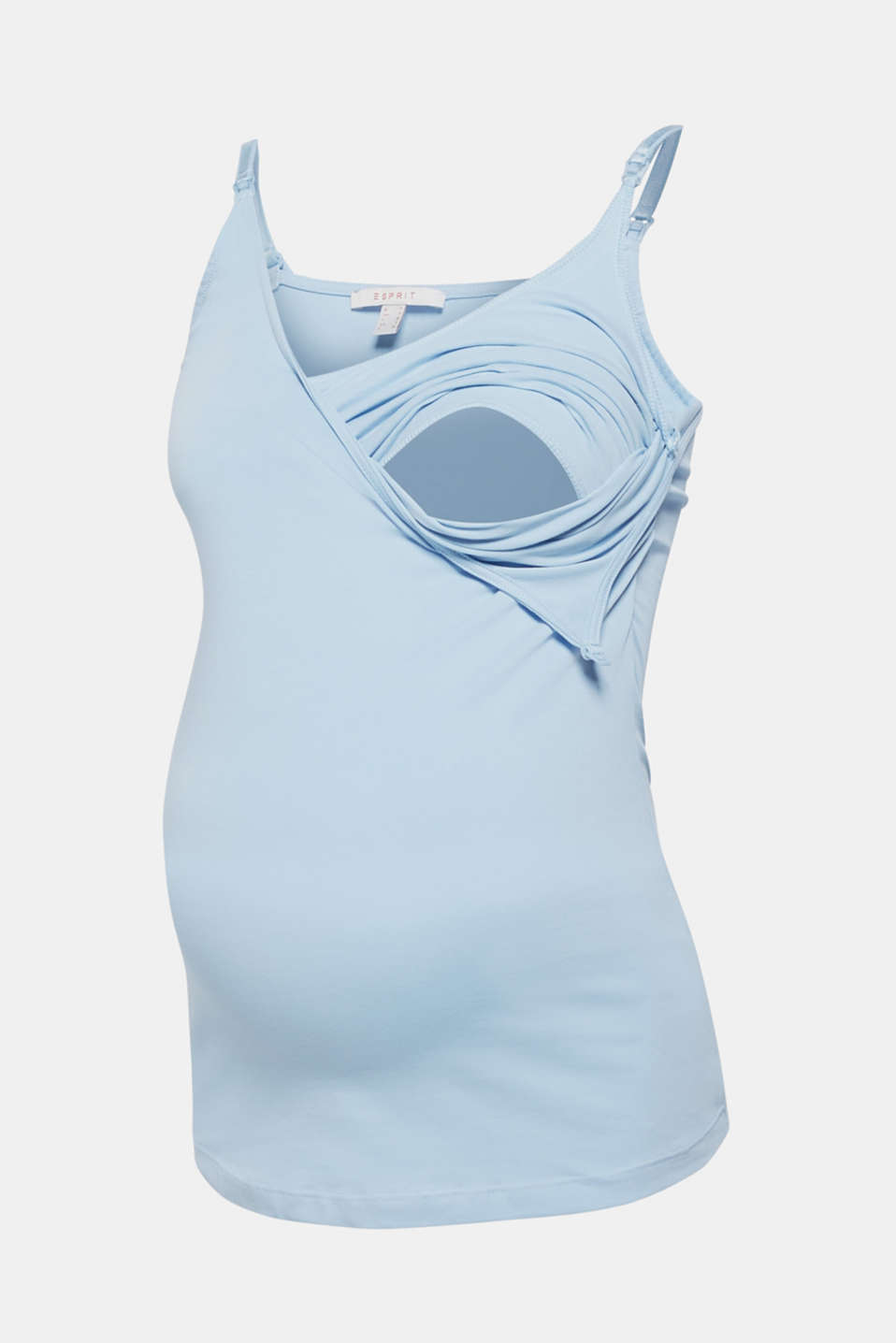 Tops, LCLIGHT BLUE, detail image number 6