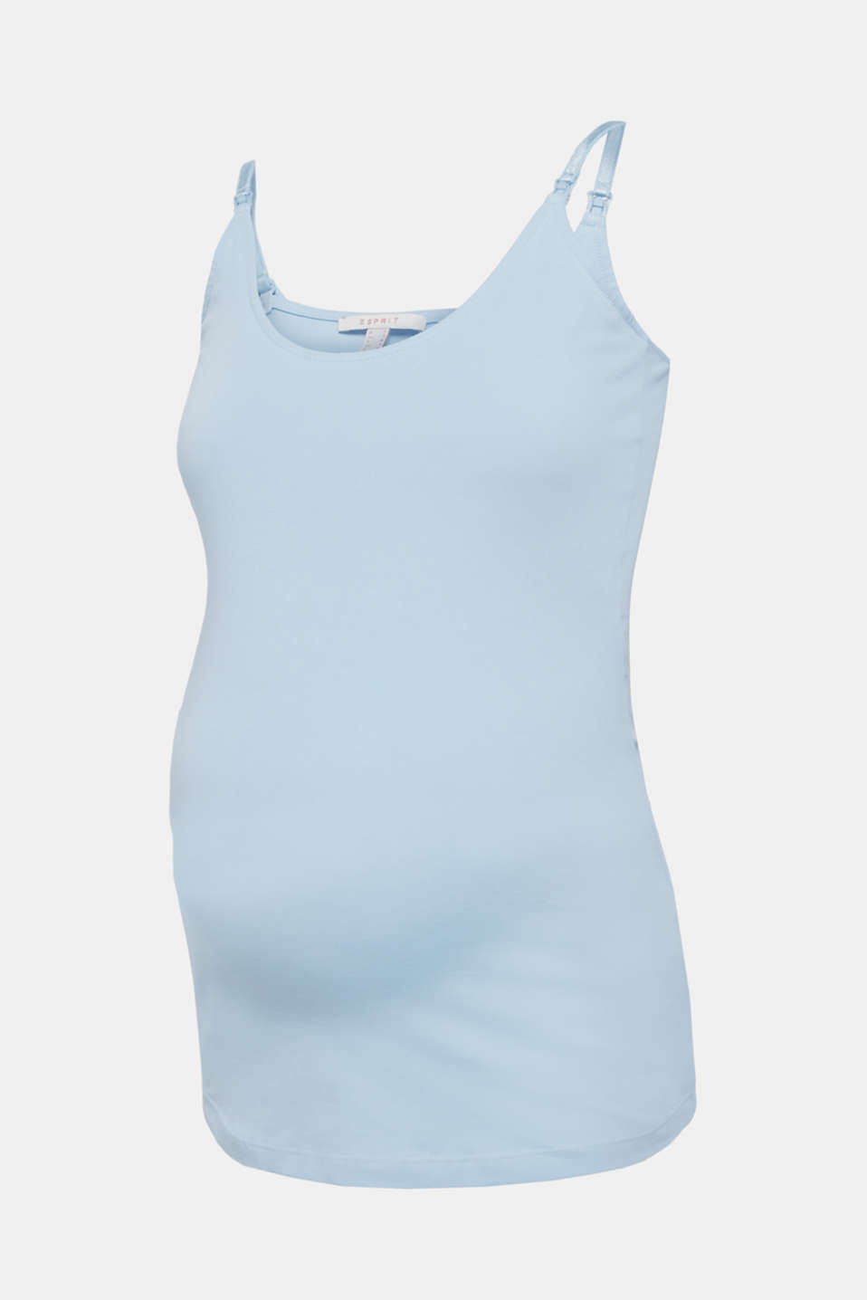 Tops, LCLIGHT BLUE, detail image number 7