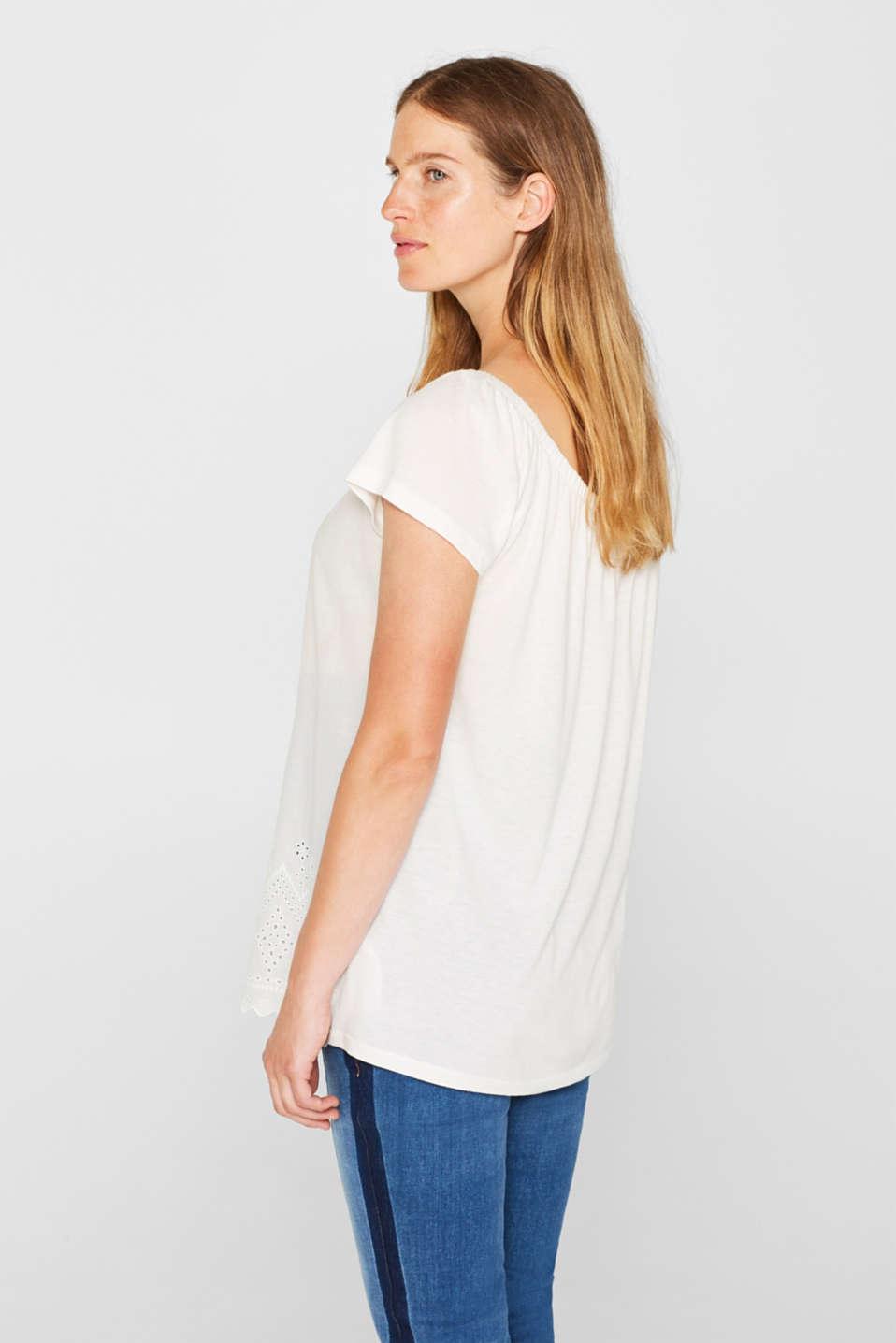 T-Shirts, LCOFF WHITE, detail image number 3