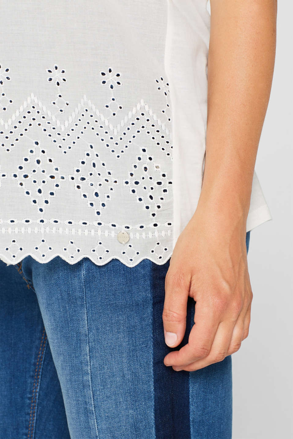 T-Shirts, LCOFF WHITE, detail image number 2