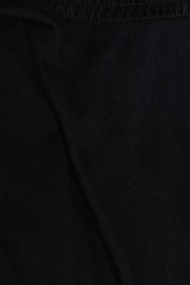 Stretch jersey skirt with a wide elasticated waistband, LCBLACK, detail