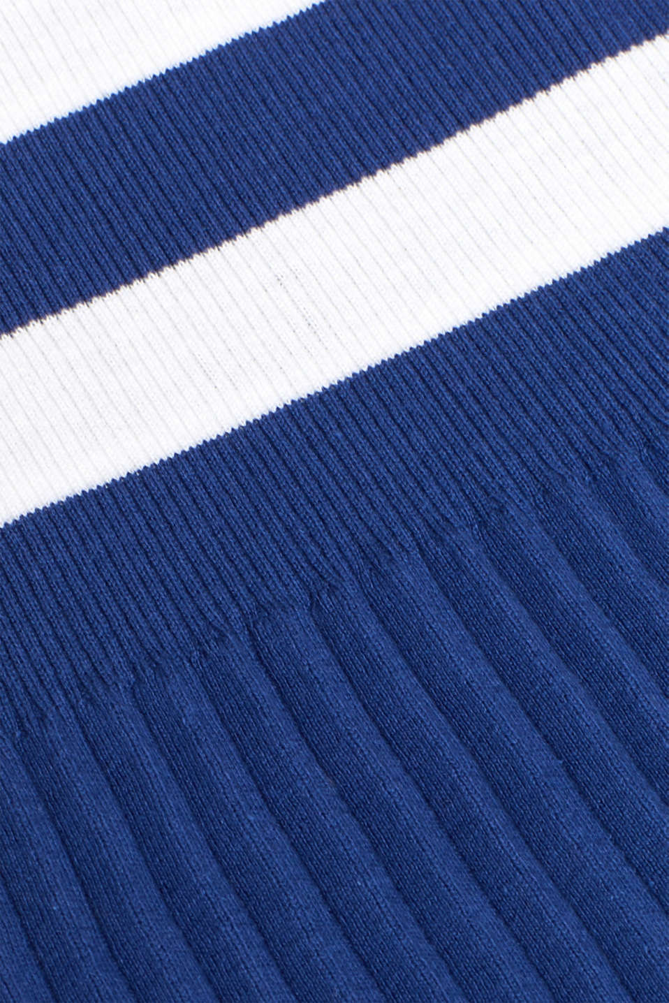 Dresses flat knitted, LCDARK BLUE, detail image number 4