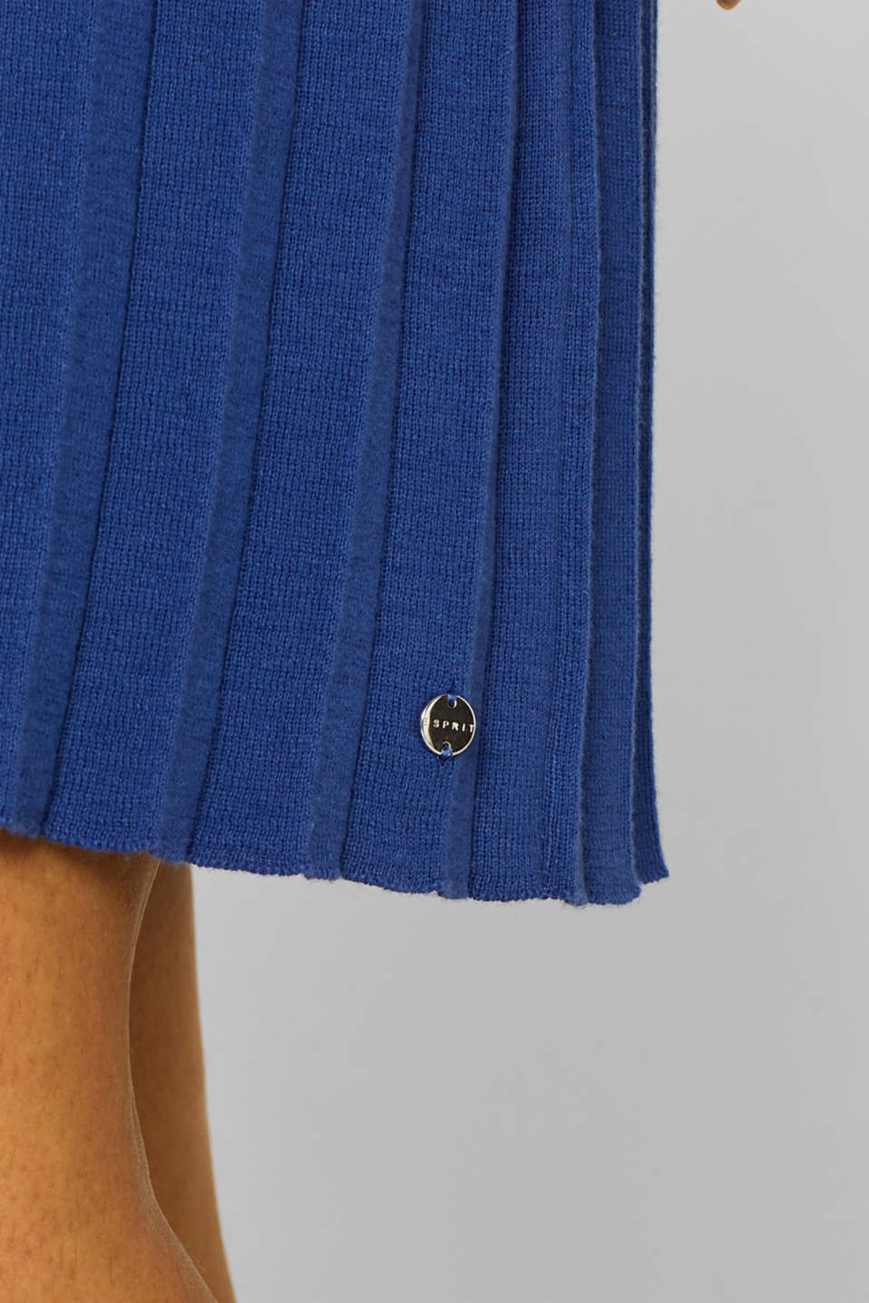 Dresses flat knitted, LCDARK BLUE, detail image number 5